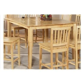 Branson Counter Height Dining Table By Steve Silver Furniture Decor