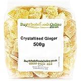 Ginger, Crystallised 500g