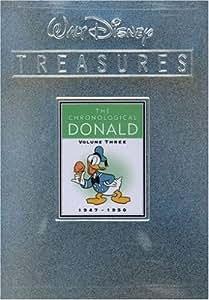 Walt Disney Treasures: The Chronological Donald, Volume 3