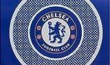 Chelsea England Premiership Football Team Bullseye Flag - Official Merchandise