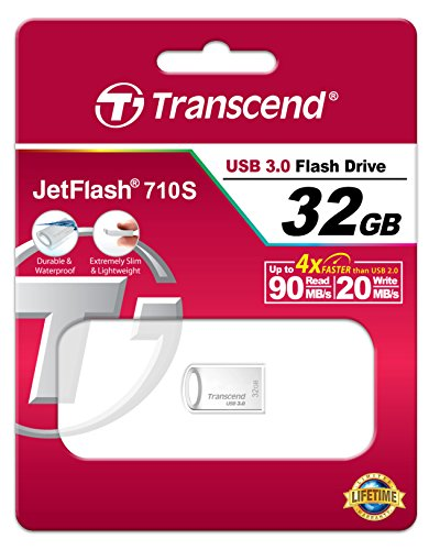 Transcend JetFlash 710 32 GB Pen Drive