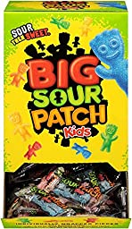 Sour Patch Kids Candy (Original, 46 Ounce Box, 240-Count, Individually Wrapped)