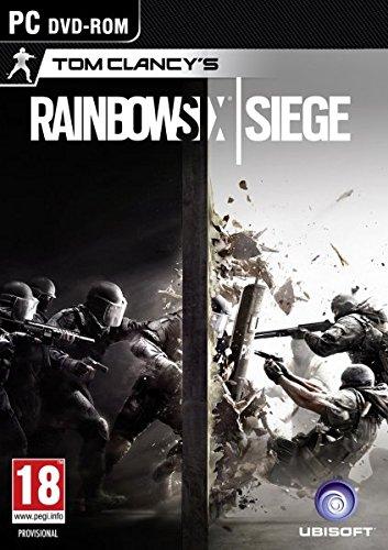 comprar Rainbow Six Siege mejor precio pc