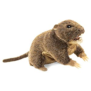 Folkmanis Gopher Hand Puppet from Folkmanis