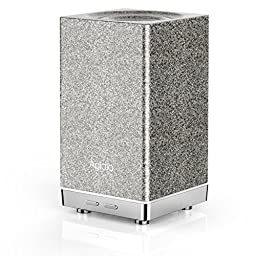 Aglaia Essential Oil Diffuser 100ml, Aromatherapy Humidifier with Adjustable Mist Mode and Waterless Auto Shut-off Function, Ideal for Yoga Spa