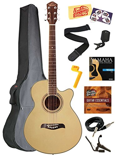 Acoustic-Electric Guitar Package