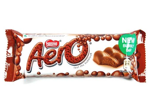 Nestlé Aero Bubbly Bar Milk