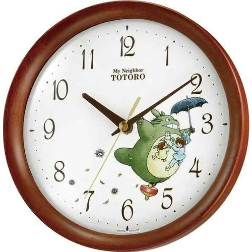 My Neighbor Totoro clock Totoro M27 8MGA27RH06