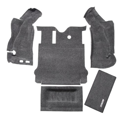 Bedrug Rear Cargo Liner Kit for Jeep JK 2-Door