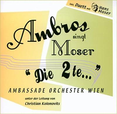 Ambros Singt Moser-die 2.Te.