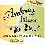 Wolfgang Ambros Ambros Singt Moser