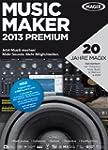 MAGIX Music Maker 2013 Premium (Jubil...