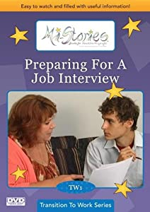 Mi-Stories(tm) Preparing For A Job Interview