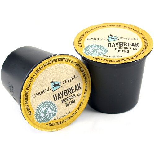 Caribou Daybreak Morning Blend Coffee Keurig
