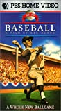 Baseball - Inning 8, A Whole New Ballgame (1960-1970) [VHS]
