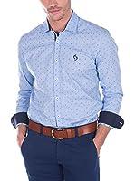 Giorgio Di Mare Camisa Hombre (Azul)