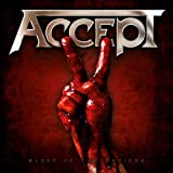 "Blood of the Nations (Limited Edition inkl. Bonus-Track)von ""Accept"""
