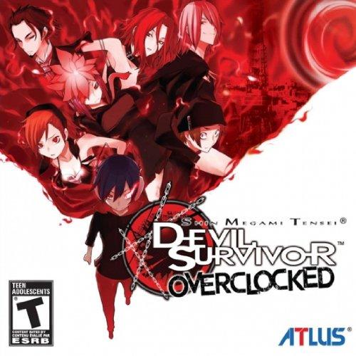 Shin Megami Tensei: Devil Survivor  Overclocked  (Nintendo 3DS)