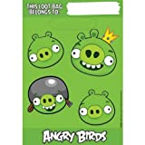 Angry Birds Favor Bags (8ct)