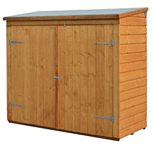 Sale bosmere ws1881h rowlinson wallstore wooden outdoor for Outdoor storage units for sale