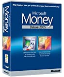 Microsoft Money Deluxe 2005 [Old Version]