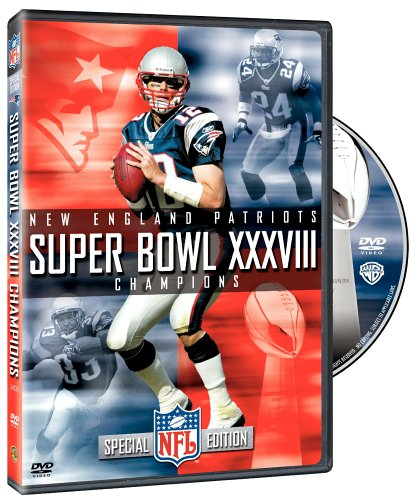 Nfl Films - Super Bowl Xxxviii - New England Patriots Championship Video Picture