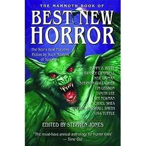 The Mammoth Book of Best New Horror  16 - Stephen Jones
