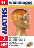 11+ Maths (Maths for Sats) (Bk. 2)
