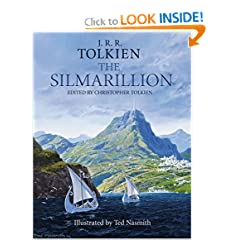 The Silmarillion by J.R.R. Tolkien,&#32;Christopher Tolkien and Ted Nasmith