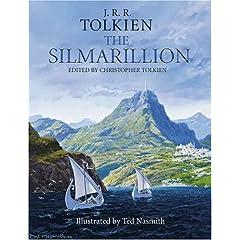 Silmarillion book cover