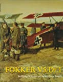 img - for Fokker V5/DR.1: (Schiffer Military History) book / textbook / text book