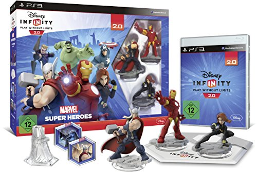 Disney-Infinity-20-Marvel-Super-Heroes-Starter-Set-Playstation-3