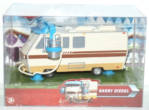 Disney / Pixar Cars 1:55 Die Cast Car Oversized Vehicle Barry Diesel (Disney Pixar Cars Rv compare prices)