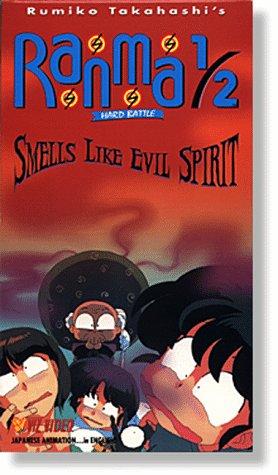 Ranma 1/2 - Hard Battle, Vol. 10: Smells Like Evil Spirit [VHS]