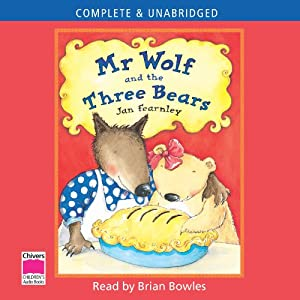 Mr Wolf and the Three Bears | [Jan Fearnley]