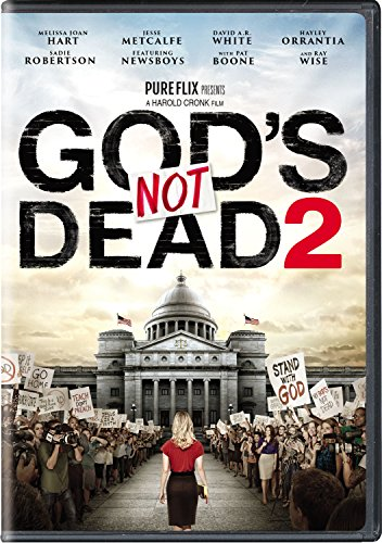 DVD : God's Not Dead 2 (Snap Case, Slipsleeve Packaging)