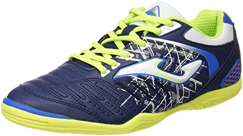 joma-uomo-maxima-603-marino-royal-limon-fluor-indoor-scarpe-da-calcetto-indoor-size-9