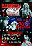 echange, troc 3 Classic Horrors Of The Silver Screen - Vol. 4 - Carnival Of Souls / The Ape Man / Mesa Of Lost Women [Import anglais]