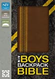img - for NIV Boys Backpack Bible book / textbook / text book