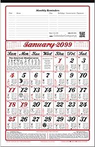 Package Of 10 Almanac Calendars 2015 America 39 S Original Farmers Almanac With