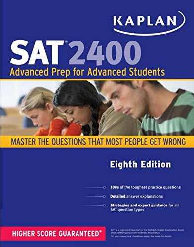 Kaplan SAT 2400 (Perfect Score Series)