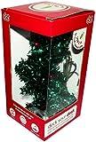 DCI Deck Your Desk LED USB Christmas Tree, Mini