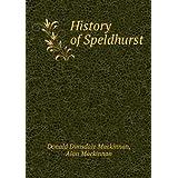 History of Speldhurst