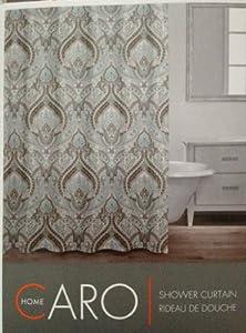 Amazon Com Caro Home Shower Curtain