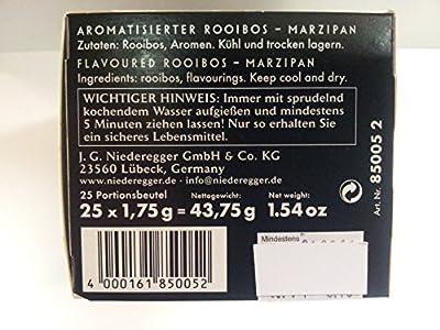 Niederegger Marzipan Rooibostee von Niederegger bei Gewürze Shop