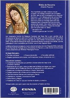 eBooks Católicos: Biblia Navarra EUNSA para MySword