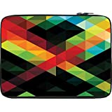Snoogg Digital Aztec Revolution 12 To 12.6 Inch Laptop Netbook Notebook Slipcase Sleeve