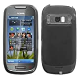 TPU Clear Smoke Silicone Skin Gel Cover Case For Nokia Astound C7