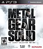 NEW Konami 20294 Metal Gear Solid Legacy PS3