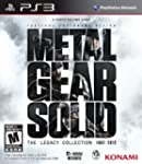 Metal Gear Solid The Legacy Collectio...